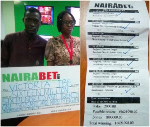 Nigerian-woman-predicts-7-straight-draws-on-Nairabet,-wins-N16.6M