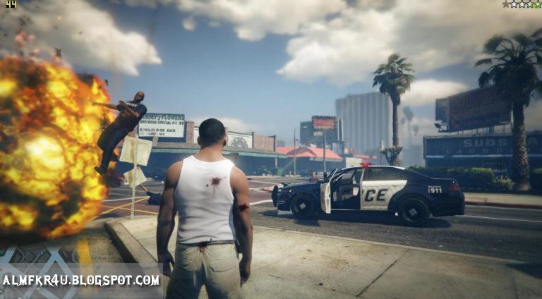تحميل لعبة جاتا GTA V التحديث الجديد غير محدود المال مجانا