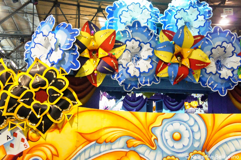 Float Mardi Gras World New Orleans