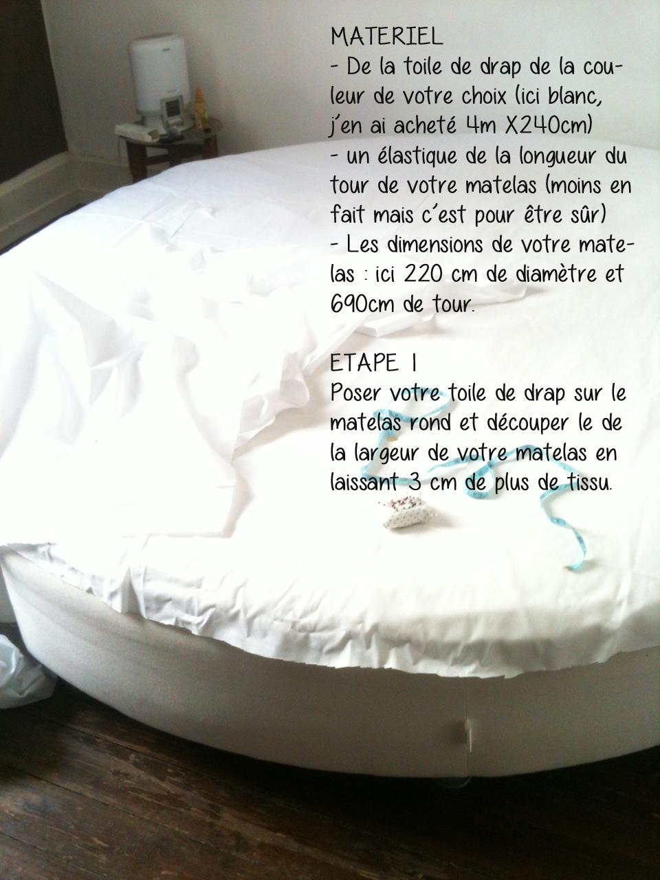 do it yourself faire son propre drap housse by lisouli. Black Bedroom Furniture Sets. Home Design Ideas
