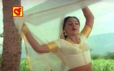 A Adult Yesteryear Actress Radha Hottest Boob Show And Wet Images