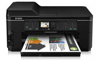Epson WF 7515 Printer Driver Download