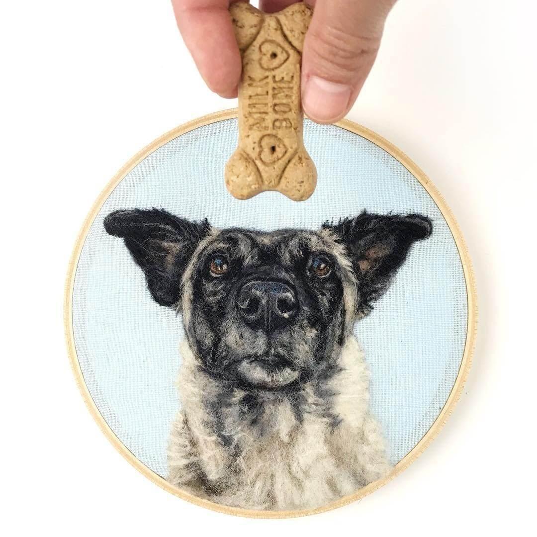 10-Who-s-a-good-dog-Dani-Ives-Needle-felting-Wool-and-Needle-Animal-Portraits-www-designstack-co