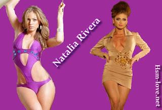 Natalia Rivera Biografia