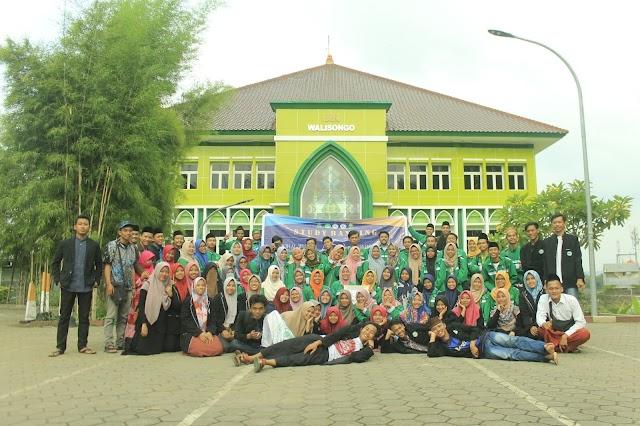 Kunjungan Silaturahim dari JQH Al Wustho IAIN Surakarta