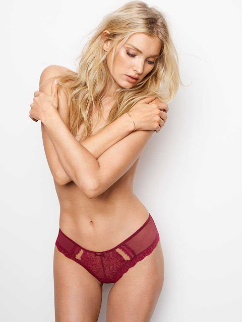 Elsa Hosk – Victoria's Secret Photoshoot September Latest