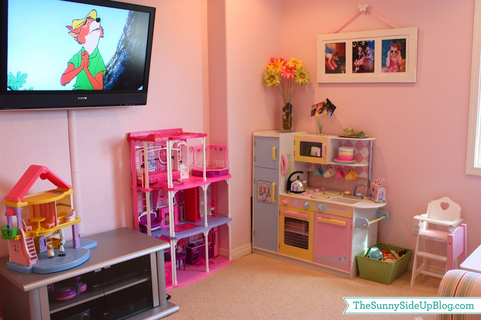 Playroom: The Sunny Side Up Blog
