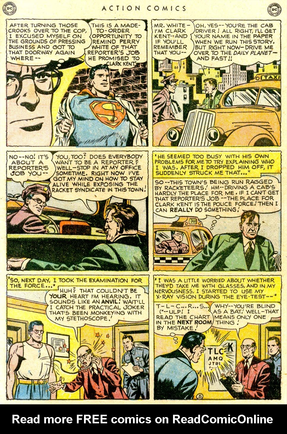 Action Comics (1938) 144 Page 6