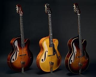 джазовая арктоп-гитара