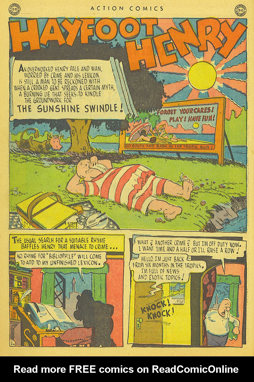 Read online Action Comics (1938) comic -  Issue #91 - 16