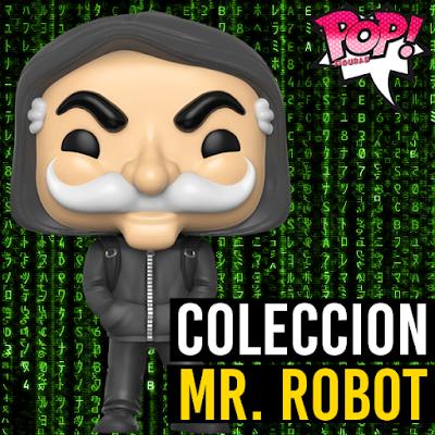 Lista de figuras funko pop de Funko POP Mr Robot