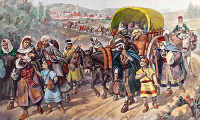 Expulsion of the Jews from Spain (1492) and Portugal (1497)