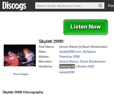 https://www.discogs.com/artist/18720-Skylab-2000