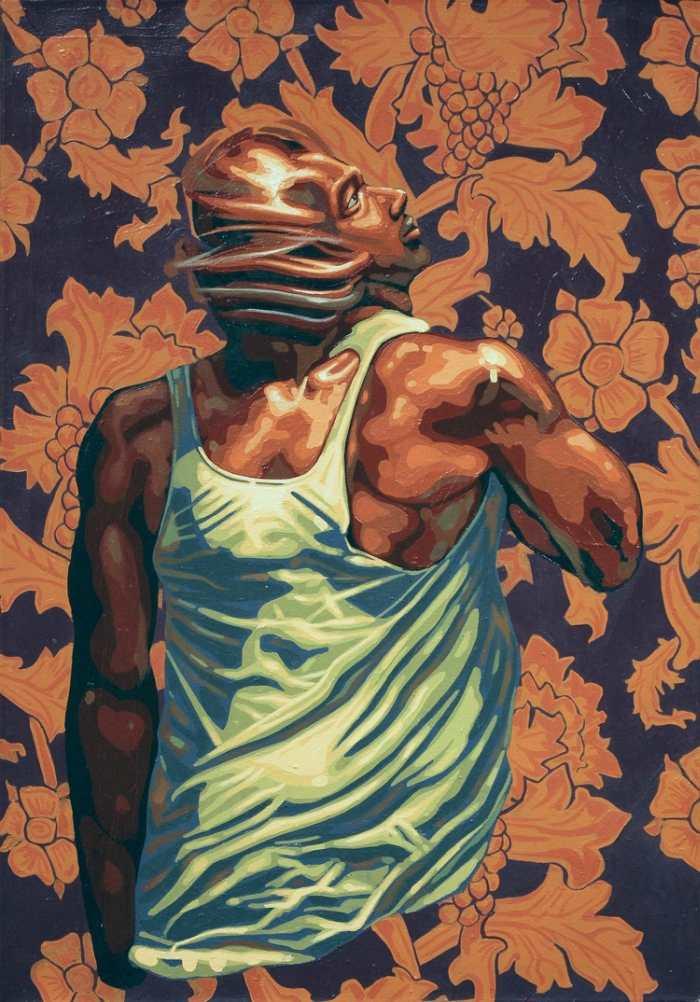 Воображение и реальность. Andrae Green
