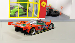 Tomica Limited Vintage NEO Mazda 787B  24 Hours of Le Mans  Winner