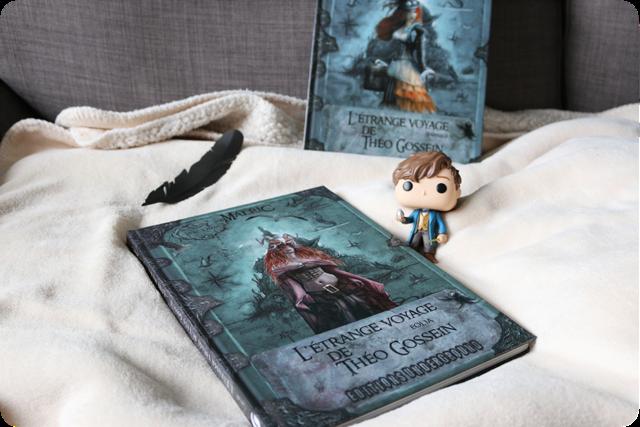 L'étrange voyage de Théo Gossein, livre deux : Eolia de Malric