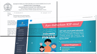 Surat Dirjen Tentang Perpanjangan PIP BSM KIP 2015 dan 2016