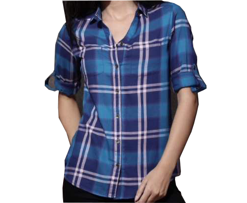 WOMEN'S FANCY SHIRT [WOMEN's CLOTHING]