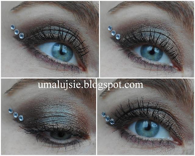 """Makijaż inspirowany 'Wspaniałym Stuleciem"""" /arabic makeup #2"""