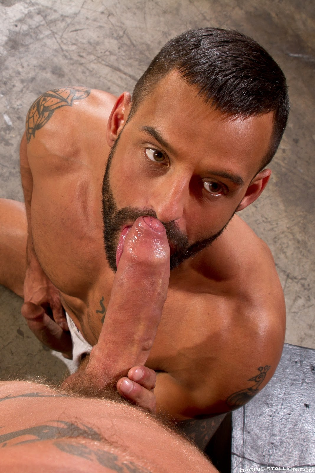 Latino Gay Amateur Striptease And Cumming
