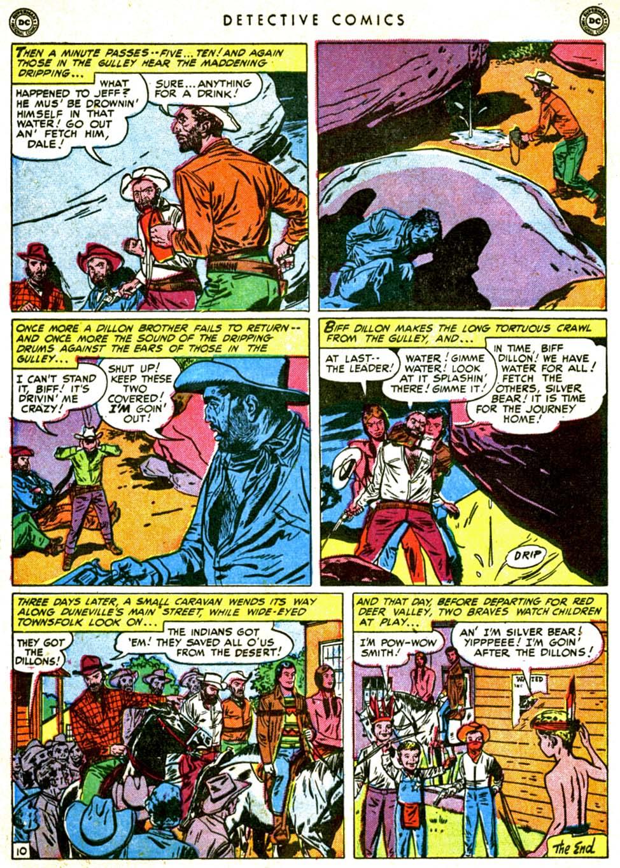 Read online Detective Comics (1937) comic -  Issue #162 - 48