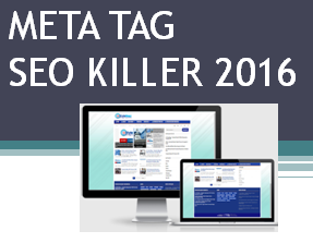 Cara Setting Meta Tag SEO Killer 2016 - Tips SEO Killer Terbaru