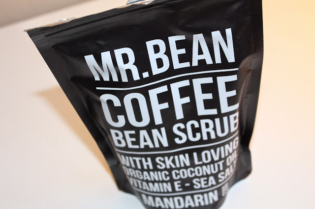 Mr Bean Coffee Scrub Review