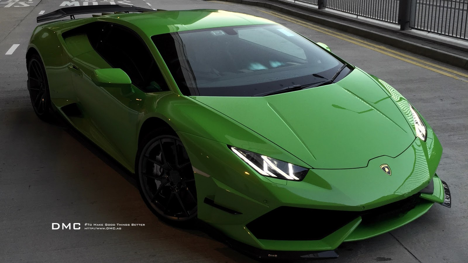 Dmc Gives Lamborghini Huracan A Complete Tune Up W Videos