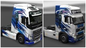 Volvo Thurhagens skins