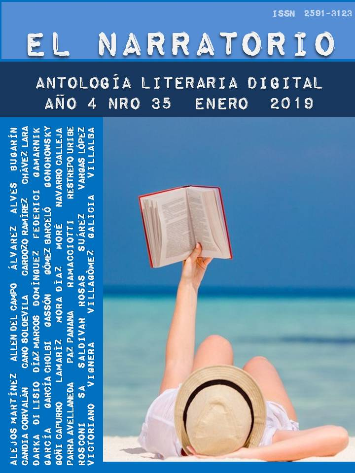 EL NARRATORIO  ANTOLOGÍA LITERARIA DIGITAL NRO 35