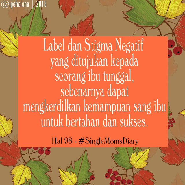 Single Mom's Diary : Kisah Nyata Ibu Tunggal