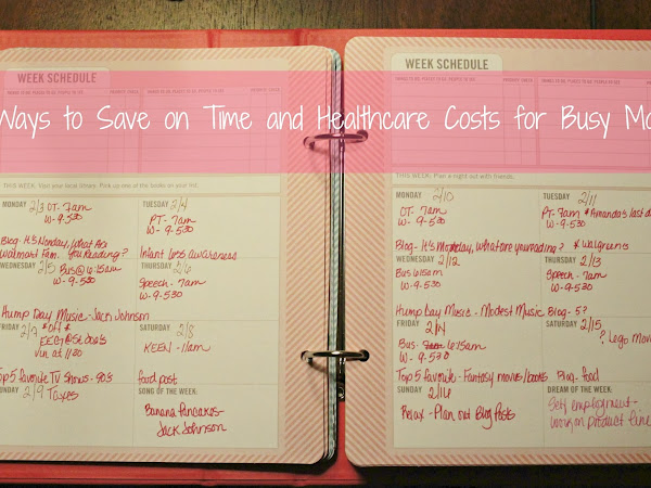 Ways to Save on Time and Healthcare Costs for Busy Moms