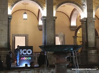 Ex Convento de Santa Rosa de Viterbo, en Querétaro
