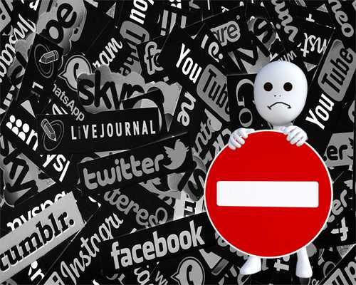 larangan saat hangout di sosial media
