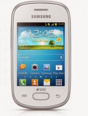 Samsung Galaxy Star, Harga Rp. 600 Ribu Dual SIM dan Bisa BBM'an