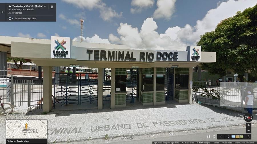 Resultado de imagem para terminal de rio doce