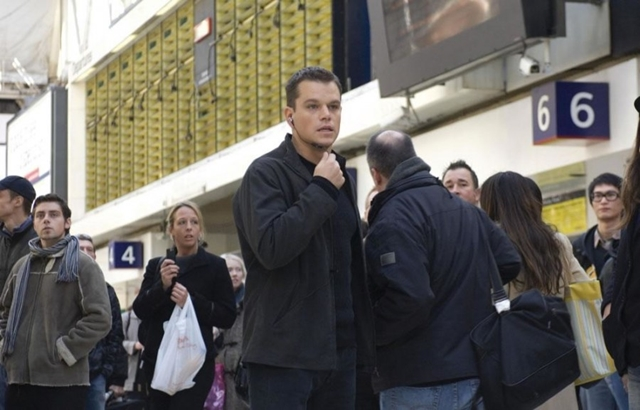 Jason Bourne, movie review, Matt Damon, Tommy Lee Jones, action, thriller, spy, byrawlins, Bourne,