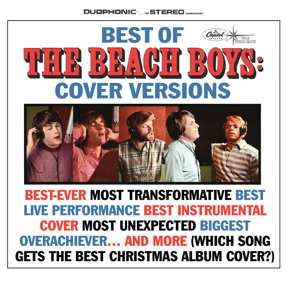 best of the beach boys cover versions - Beach Boys Christmas Song