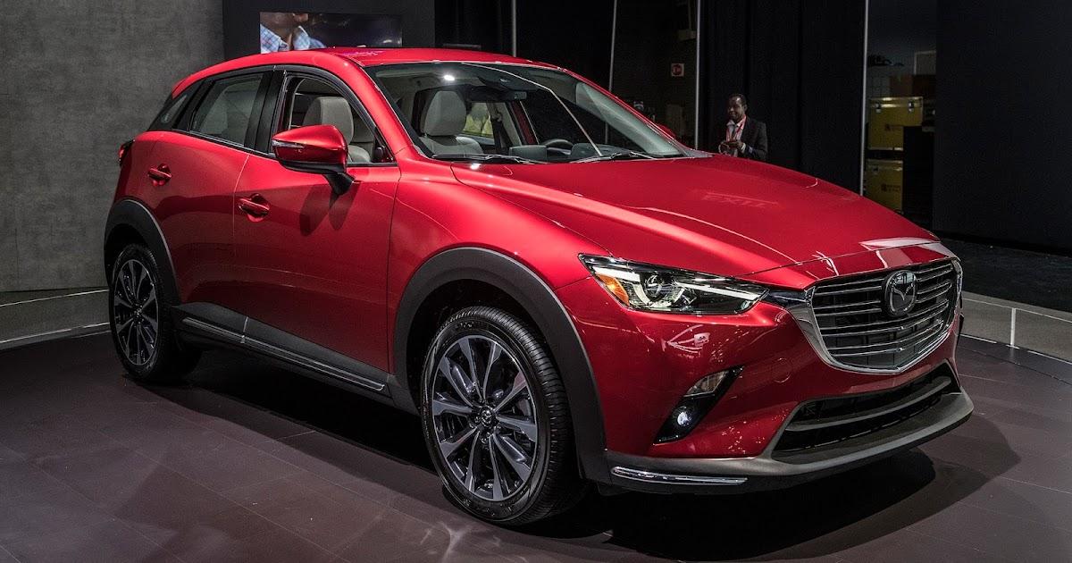 Automotiveblogz Mazda Cx 3 New York 2018