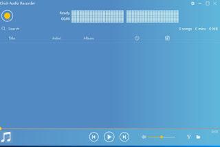 Registrare musica da PC con Cinch