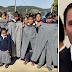 Moreno Valle entrega uniformes GIGANTES de adultos a niños INDÍGENAS de primaria