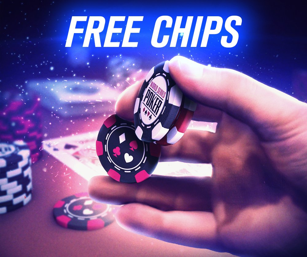 WSOP Texas Holdem Poker Free Chips & Tricks