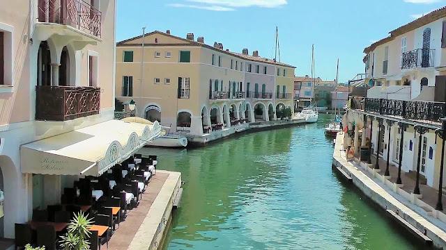 Port Grimaud, un pedazo de Venecia en la rivera francesa