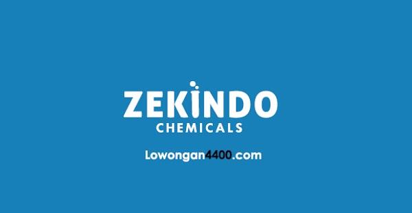 Lowongan Kerja PT. Zeus Kimiatama Indonesia (ZEKINDO) Cikarang