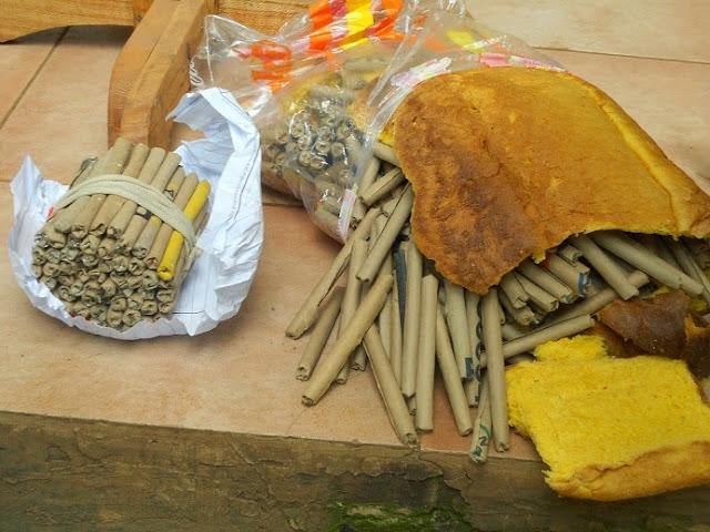 FUNDI Pancha Atupwa Jela Miaka 30 Kwa Kukutwa na Misokoto 601 ya Bangi