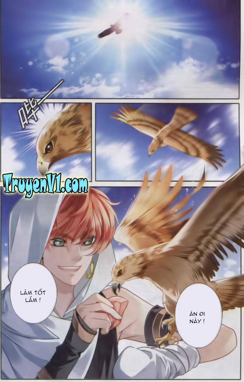 Sủng Phi Của Pharaoh Chap 10