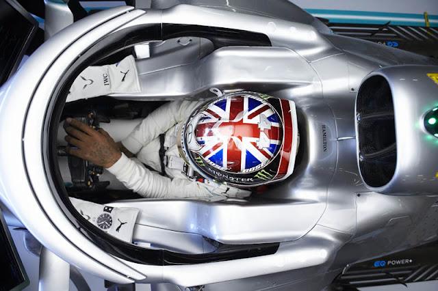 British F1
