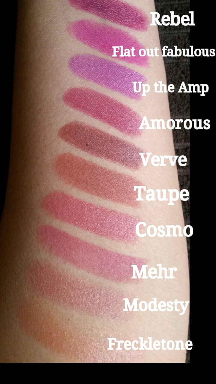 Favorito MAC lipstick shades for Indian skin - Best of the best ! (Medium  AW63