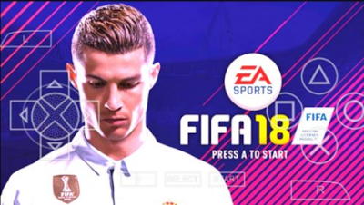 Download PES MOD FIFA 18 Patch Jogress V3 for Android PPSSPP
