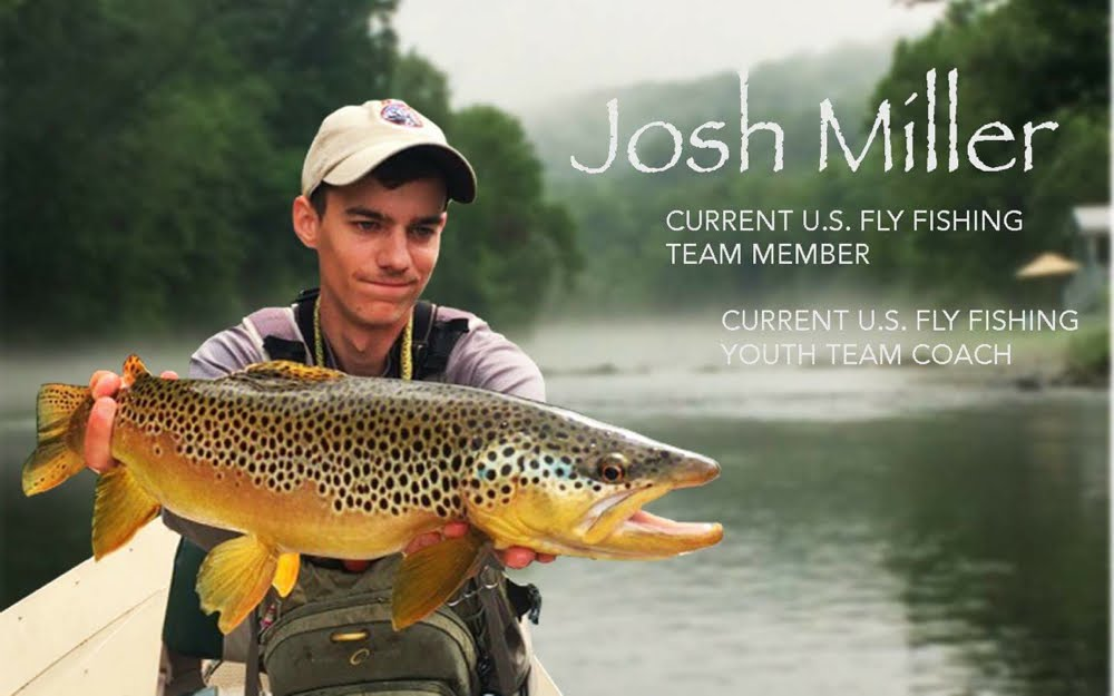 Josh Miller - Trout Yeah: Fly Fishing South Holston River